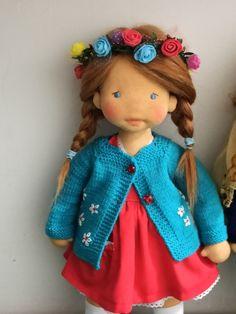 Doll Head, Doll Face, Doll Clothes Patterns, Doll Patterns, Muñeca Diy, Homemade Dolls, Crochet Dolls, Crochet Headbands, Knit Headband