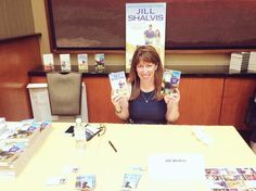Signing books at #RT2015 in Dallas!