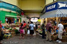 Brixton Market and Village, Brixton, London
