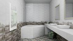 Zalakerámia - PETROL Bathroom, Bathtub, Alcove Bathtub, Alcove