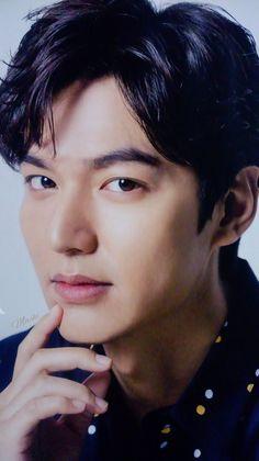Lee Min Ho, K-Boy Japanese Magazine, cr. Machi.