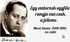 Qoutes, Life Quotes, Hungary, Favorite Quotes, Literature, Wisdom, Thoughts, Motivation, Reading