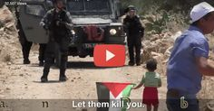 Peace will come when the Arabs will LOVE their children MORE than they hate us!
