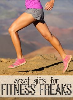 Great gift ideas for the fitness freaks on your list.