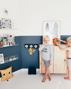 kids room is a personal hook with typography designed by Arne Jacobsen in 1937 from their Vintage collection. Boys Bedroom Paint, Cool Kids Bedrooms, Modern Kids Bedroom, Girls Bedroom, Adventure Room, Lettering Design, Design Letters, Teenage Room Decor, Kids Room Design