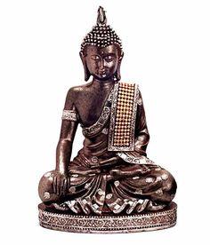 Cosmos Galaxy Lord Buddha Idol