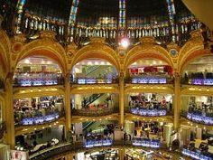 Cheap paris shopping