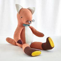 plush kingdom fox