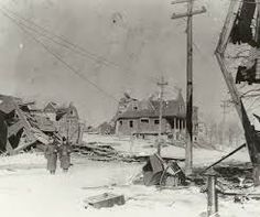 Image result for shatter play halifax explosion