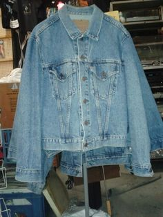 Vintage Levis jacket.