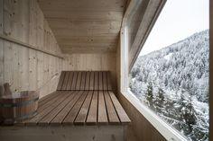 Rosa Alpina Penthouse | VUDAFIERI SAVERINO PARTNERS
