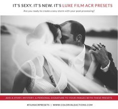 Luxe Film Photoshop ACR Presets for photographers Photography Business, Family Photography, Portrait Photography, Photoshop Photography, Photoshop Actions For Photographers, Action Film, Wedding Gallery, Photojournalism, Your Image