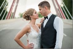 We adore this Columbus Indiana Fairytale wedding! This modern take on a Gatsby wedding party is stunning! Photography by Pottinger Photography, www.pottingerphoto.com Ceremony: The Inn at Irwin Gardens Reception: The Commons Wedding Coordinator: Social Butterfly, Lauren Olson Florist: Pomp & Bloom Hair: Lacey Armstorng Makeup: Leslie hair and makeup by Leslie White