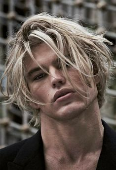 Nice Jordan Barrett photographed by Mariano Vivanco and styled by Teddy Czopp, for the Fall/Winter 2016 cover story of Fucking Young! The post Jordan Barrett . Beautiful Men Faces, Beautiful Boys, Cool Haircuts, Haircuts For Men, Flat Top Haircut, Jordan Barrett, Blonde Guys, Male Beauty, Hair Inspiration