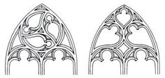 Výsledek obrázku pro gotická okna
