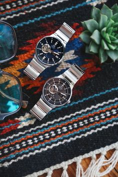 Decisions, decisions. Which would you rock? Discover the Eclipse collection: https://orientwatchusa.com/product-category/mens-watches/sport/eclipse/