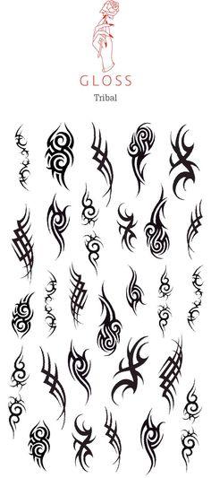 Tribal (Tribal) Tribal nail decals, Tribal Tattoo, Tribal for Tribal Tattoo Cover Up, Simple Tribal Tattoos, Celtic Tribal Tattoos, Tribal Tattoos Native American, African Tribal Tattoos, Tattoos 3d, Polynesian Tribal Tattoos, Filipino Tribal Tattoos, Tribal Tattoos For Women