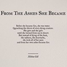 Image about quotes in Nikita Gill ✨ by Poem Quotes, Words Quotes, Life Quotes, Sayings, Success Quotes, The Words, Pretty Words, Beautiful Words, Nikita Gill