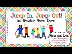 Make Music Rock!: Jump In, Jump Out!