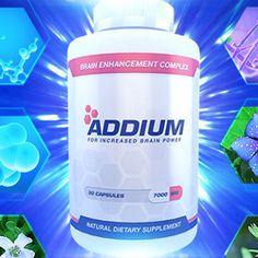 Addium Review – Power Up With Brain Enhancement Complex! #brainy #keen #moreintelligence