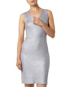 Women's | Party Dresses | V-Neck Pencil Dress | Hudson's Bay