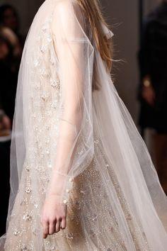 improbabilefashionista: Valentino at Couture Spring 2017