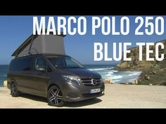 Mercedes-Benz TV: Marco Polo – a new star in camper van heaven. - YouTube