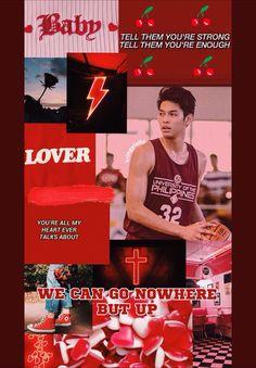 Ricci Rivero, Screen Wallpaper, Fangirl, Wonderland, Bae, Designers, Basketball, Computer Wallpaper, Fan Girl