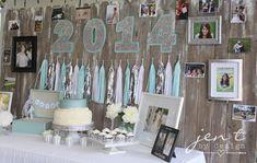 Graduation Party Decoration Ideas - JenTbyDesign