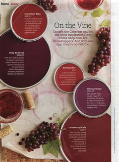 Vineyard Color Scheme | AllTogetherChanin