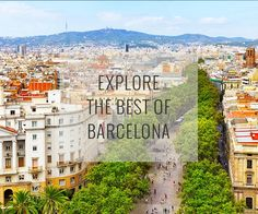 Vibrant at every turn, Barcelona surprises and delights with its rich history, Mediterranean beaches and wonderfully eccentric architecture and art.