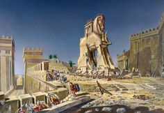 BBC Primary History: Ancient Greeks {Fun site for kids to explore ancient history}
