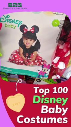 Need a Disney baby costume for Halloween or a visit to Disney World or Disneyland? We have our list of the 100 best: Baby Yoda, Mickey Mouse, Minnie, Simba, Nala, Abu, Mulan, Jasmine, Loki, Thor, Leia, Snow White, Dopey, Rapunzel, Elsa, Anna, Olaf, Tinker Bell, Dumbo, Belle, Forky, Jessie, Sulley, Moana, Donald Duck, Hulk, Pluto, Goofy, Tiana, Tigger, Pooh, Groot, Woody, Bo Peep, Buzz, R2D2, Dory, Nemo, BB8, Bambi, etc #WDW #Halloween2020 #ToyStory #NightmareBeforeChristmas #TheIncredibles… Disney Baby Costumes, Baby Disney, Halloween 2020, Halloween Costumes, Bo Peep, Vacation Deals, Disney Food, Disney Trips, Bambi