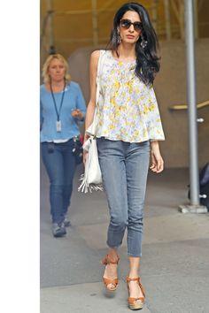 What: Giambattista Valli blouse When: April 18, 2015 Where: NYC   - HarpersBAZAAR.com
