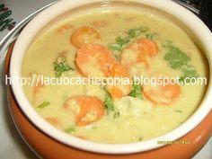 La Cuoca che Copia: Zuppa di lenticchie rosse, carote e latte di cocco...
