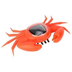 Putars Cute Educational Solar Powered Crab Gadget Brain Game Kids Toys -- You can get additional details at the image link. (This is an affiliate link) #SportsOutdoorPlay