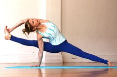 yoga sequence inspiration on pinterest