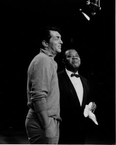 Dean Martin and Mr. Armstrong