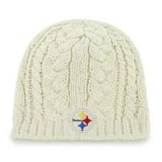 Pittsburgh Steelers Women's Shawnee Knit Hat- Christmas gift please! Steelers Gear, Here We Go Steelers, Steelers Football, Steelers Stuff, Pittsburgh Steelers Merchandise, Pittsburgh Sports, Steeler Nation, Team Gear, Black N Yellow