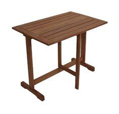 Klappentisch Porto 90x60cm Aus Eukalyptus Holz, FSC® Zertifiziert  Gartenmoebel Einkauf