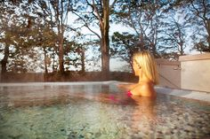 Relax and unwind in our beautiful Outdoor Hot Tub at The Spa Hotel, Ribby Hall Village.For more information, visit http://www.ribbyhall.co.uk/spa-hotel.