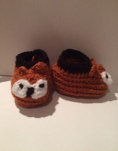 Un favorito personal de mi tienda Etsy https://www.etsy.com/ie/listing/243834328/fox-inspired-boots-baby-shoes-and