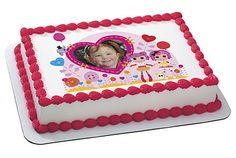Lalaloopsy Sew Sweet - Your PHOTO Edible Image Cake / Cupcake Topper Personalized Licensed Icing / Frosting Sheet
