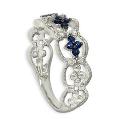 This is very pretty & would be a cool mothers ring. Have to see if they allow stone substitution.