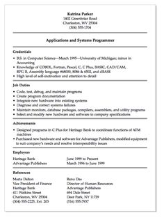 Example Of Kinesiology Resume