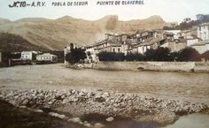 PONT DE CLAVEROL #pobles #pallarsjussa