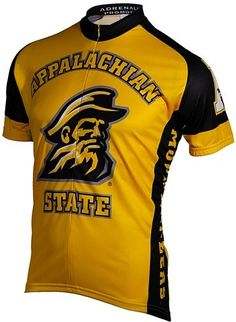Adrenaline Promotions Appalachian State Mountaineers Cycling Jersey (Appalachian State Mountaineers - S) Road Bike Jerseys, Cycling Jerseys, Cool Bike Accessories, Stay In Shape, Road Cycling, Cycling Outfit, Sport, Jersey Shirt, Shopping