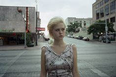 Eva-Claire, Austin, Texas - by Lise Sarfati Color Photography, Creative Photography, Portrait Photography, Cinematic Photography, Lise Sarfati, American Series, French Photographers, Youth Culture, Short Film