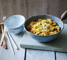 40 best chinese food recipes images on pinterest asian food singapore style noodles whip up a takeaway favourite at home forumfinder Image collections