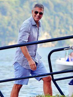 SUMMER  photo | George Clooney